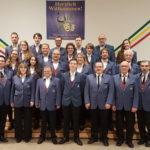 Gruppenbild Stammorchester 2019