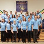 Jugendorchester Gruppenbild 2019
